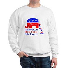 Run From Family Sweatshirt