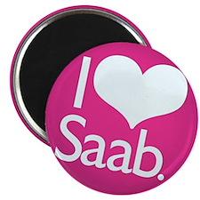 Cute Saab Magnet