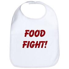 Food Fight! Bib