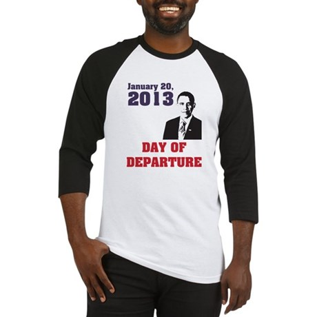 Day Of Departure Baseball Jersey