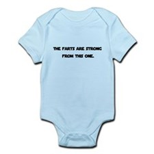 Unique Force strong one Infant Bodysuit