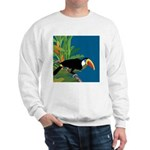 Toucan Jungle Sweatshirt