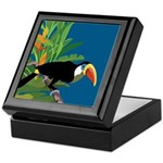 Toucan Jungle Keepsake Box