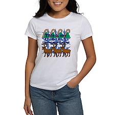 """""""U-G-L-Y Christmas T- Shirt"""" Tee"""