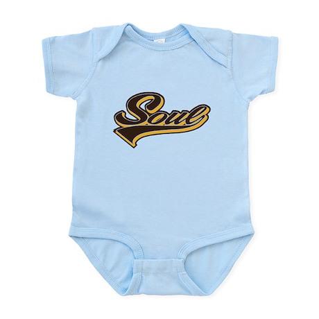 Soul Script Infant Bodysuit