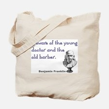 Unique Saying older americans Tote Bag