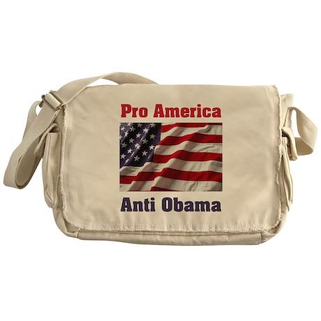 Pro America Messenger Bag