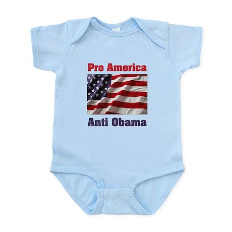 Pro America Infant Bodysuit