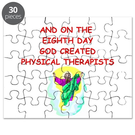physical therapists Puzzle
