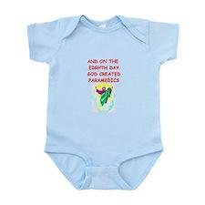 paramedics Infant Bodysuit