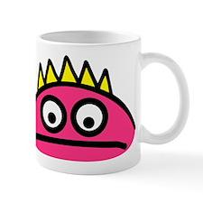 Cute monster face Mug