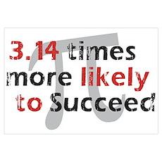 Pi Success Poster
