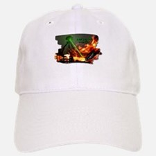 war of the worlds Baseball Baseball Cap
