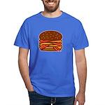 Bacon QUAD! Dark T-Shirt
