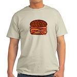 Bacon QUAD! Light T-Shirt