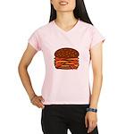 Bacon QUAD! Performance Dry T-Shirt