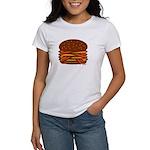 Bacon QUAD! Women's T-Shirt