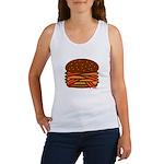 Bacon QUAD! Women's Tank Top