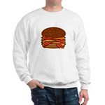 Bacon QUAD! Sweatshirt