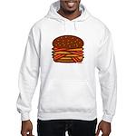 Bacon QUAD! Hooded Sweatshirt