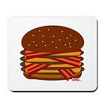 Bacon QUAD! Mousepad
