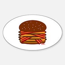 Bacon QUAD! Decal