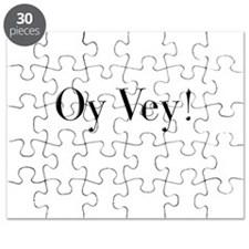 Cool Oy vey Puzzle