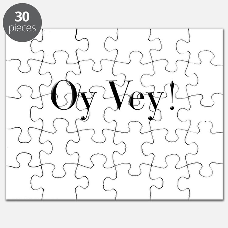 Cute Oy vey Puzzle