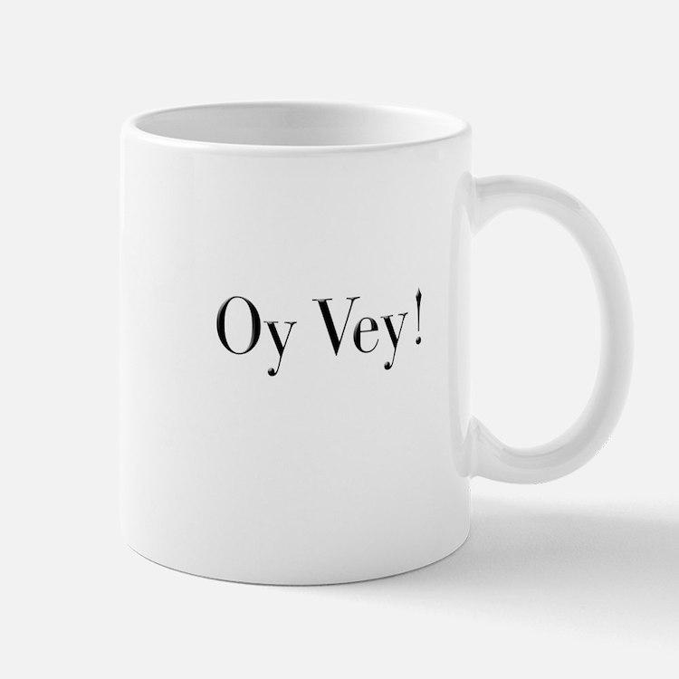 Cute Oy vey Mug