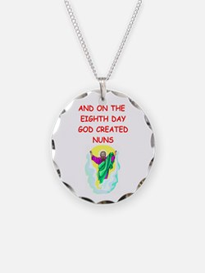 nuns Necklace