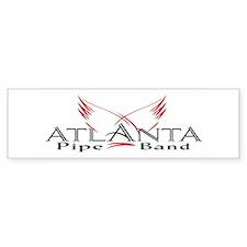 Atlanta Pipe Band Bumper Bumper Sticker