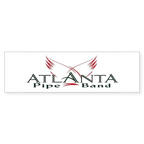 Atlanta Pipe Band Bumper Sticker
