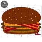 Bacon DOUBLE Cheese! Puzzle