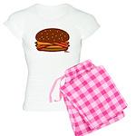 Bacon DOUBLE Cheese! Women's Light Pajamas