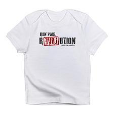 Ron Paul Revolution Infant T-Shirt