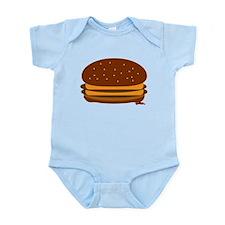 Original Double Cheese! Infant Bodysuit