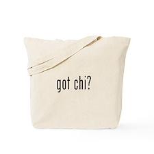 Got Chi? Tote Bag