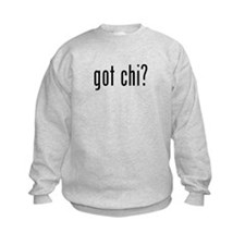 Got Chi? Sweatshirt