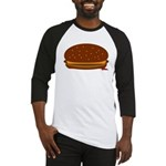 Cheeseburger - The Single! Baseball Jersey