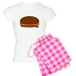 Cheeseburger - The Single! Women's Light Pajamas