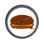 Cheeseburger - The Single! Wall Clock
