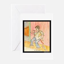 El Borracho Greeting Cards (Pk of 10)