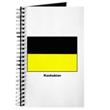 Kashubian Ethnic Flag Journal