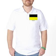 Kashubian Ethnic Flag T-Shirt