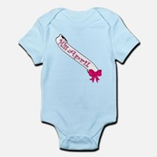 Miss April Infant Bodysuit