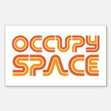 Occupy Space Decal