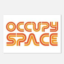Occupy Space Postcards (Package of 8)