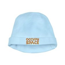 Occupy Space baby hat