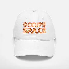 Occupy Space Baseball Baseball Cap