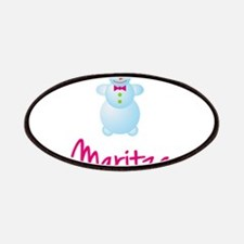 Maritza the snow woman Patches